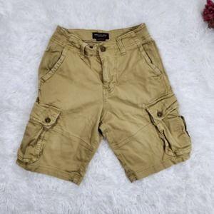 American Eagle Extreme Flex Cargo Shorts Size 28